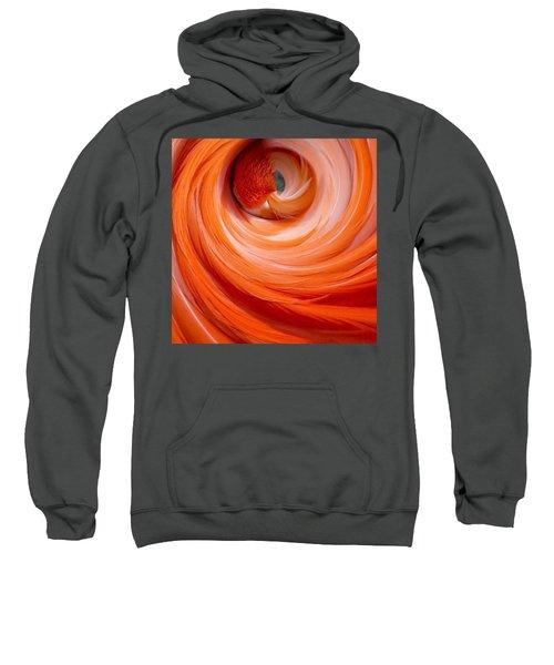 Sleeping Flamingo Sweatshirt