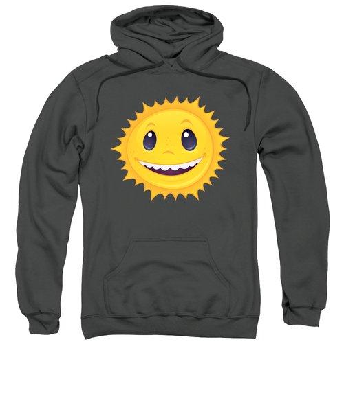 Smiley Sun Sweatshirt