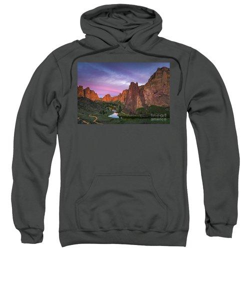 Smith Rock State Park, Oregon Sweatshirt
