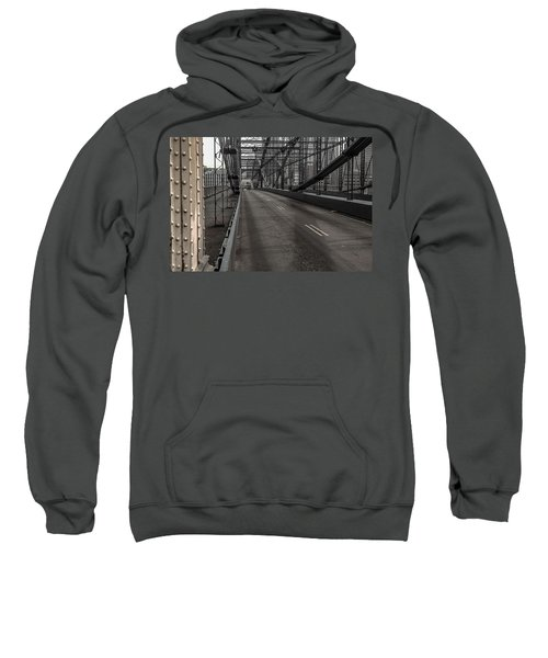 Smithfield Street Bridge Sweatshirt