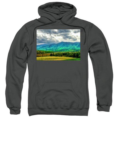 Smoky Mountain Farm Land Sweatshirt