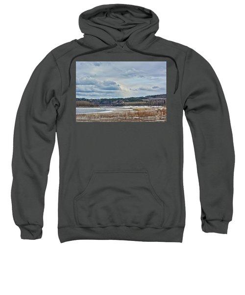 Smooth Landing  Sweatshirt