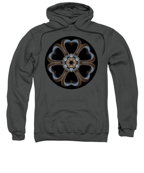 Snake Mandala Sweatshirt