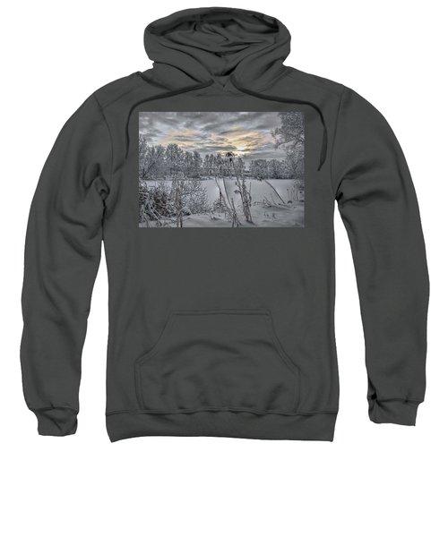 Snow #i3 Sweatshirt