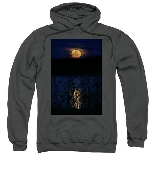 Snow Moon Sweatshirt