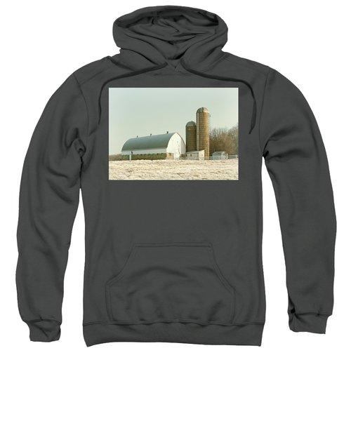 Snowy Farm Sweatshirt