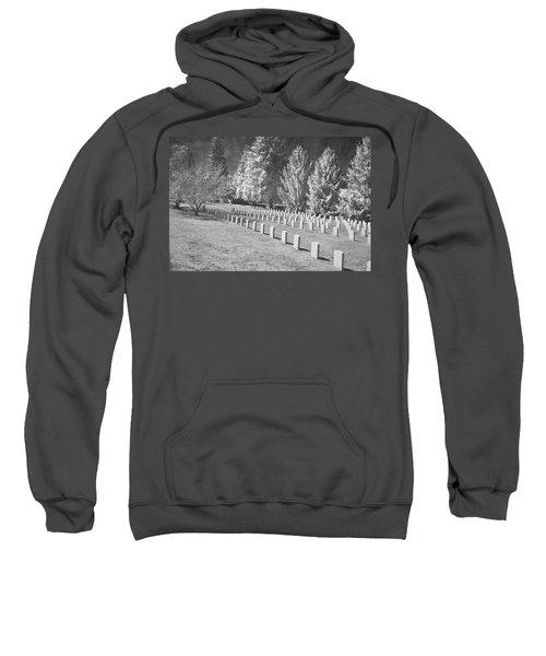 Somber Scene Sweatshirt