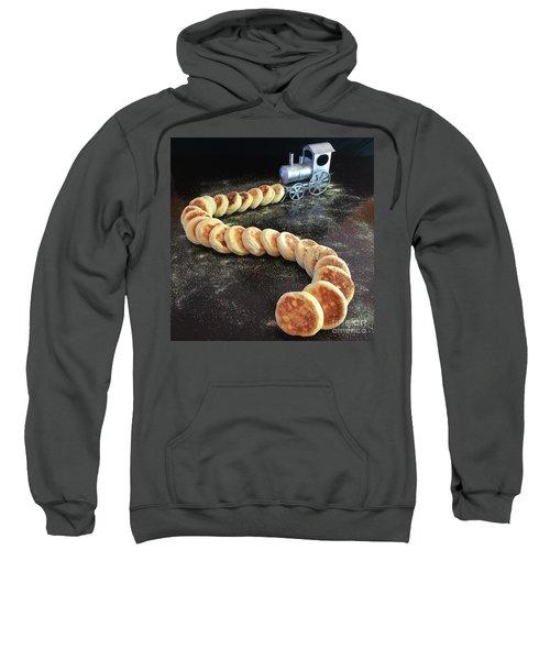 Sourdough English Muffins Sweatshirt