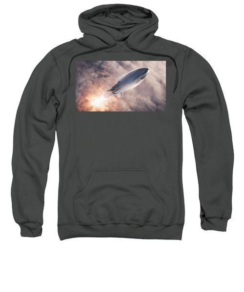 Spacex Bfr Epic Launch Sweatshirt