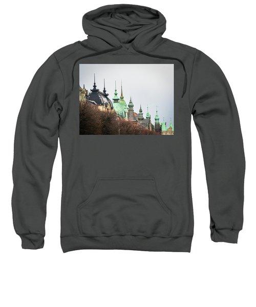 Spires Of Stockholm Sweatshirt