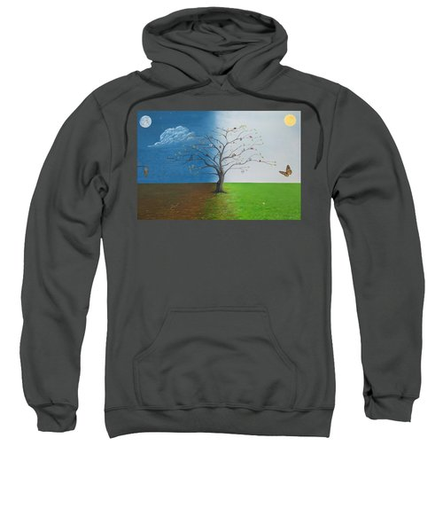Spirit Of Eden Sweatshirt
