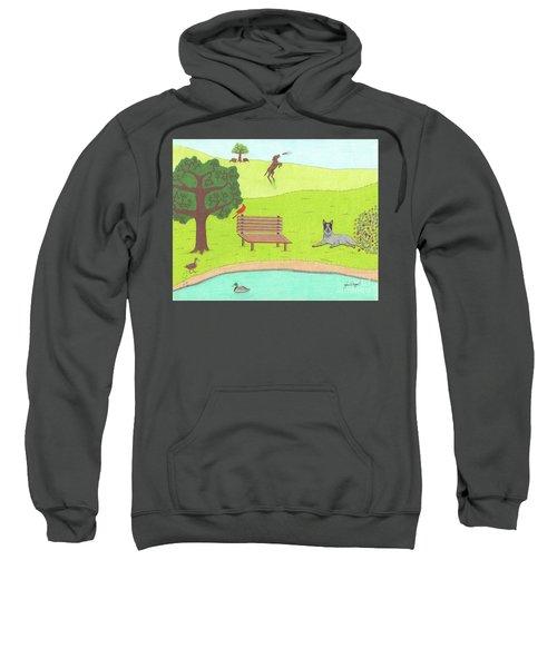 Spring Is In The Air Sweatshirt