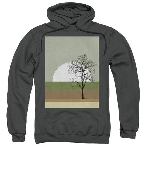 Spring Sunset Tree Sweatshirt
