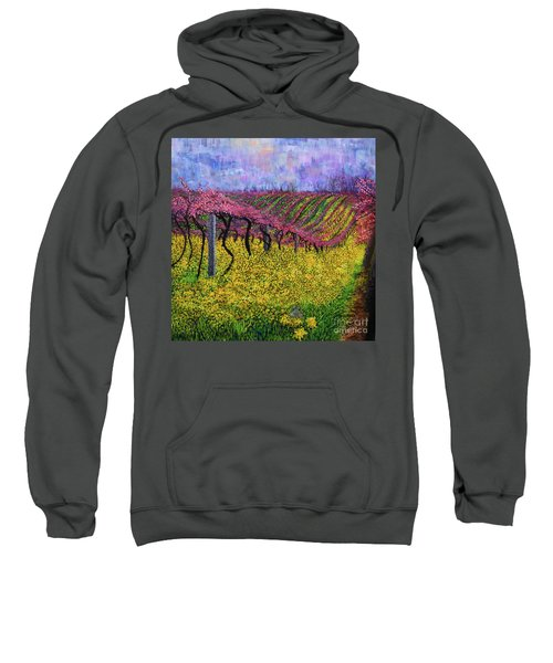 Spring Vineyard Sweatshirt