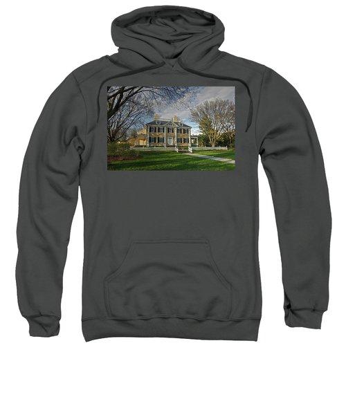 Springtime At Longfellow House Sweatshirt