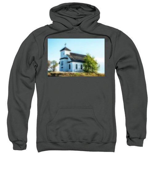 St. Agnes. Church Sweatshirt