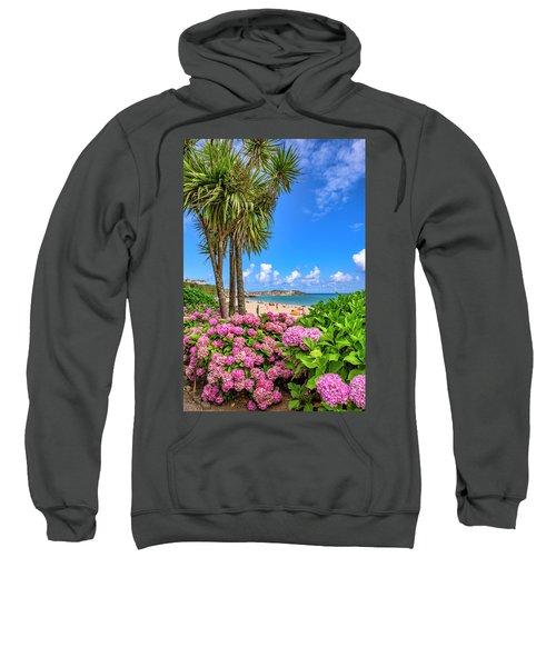 St Ives Cornwall - Summer Time Sweatshirt