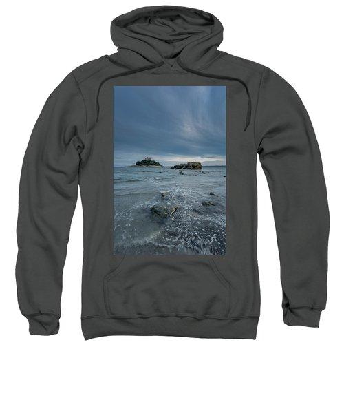 St Michael's Mount - Marazion - Cornwall Sweatshirt