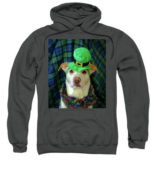 St Pat's Snofie Sweatshirt