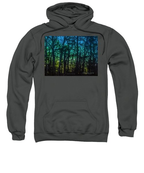 Stained Glass Dawn Sweatshirt