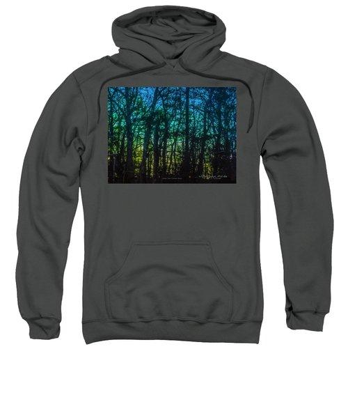 Stained Glass Dawn Sweatshirt