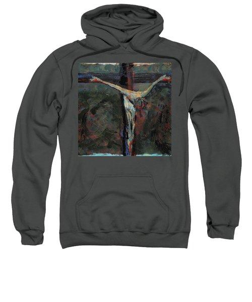 Station 12 Jesus Dies On The Cross Sweatshirt