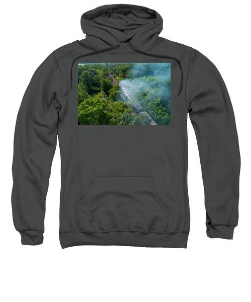 Steaming Away Sweatshirt