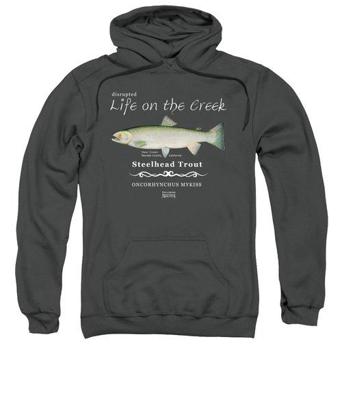 Steelhead Trout Sweatshirt