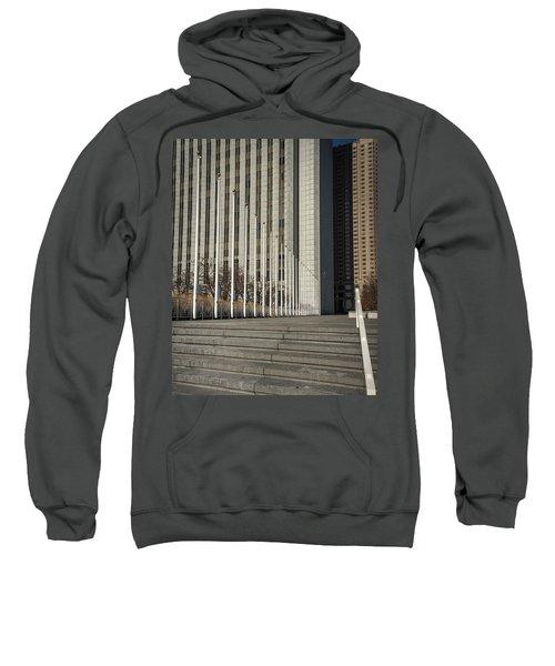 Steps And Poles Sweatshirt