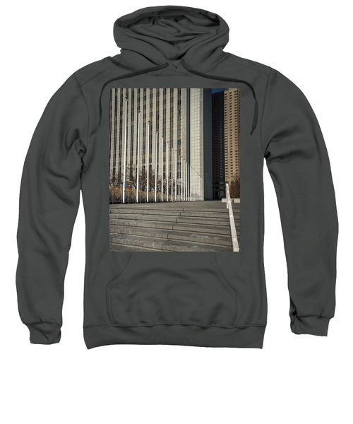 Steps And Poles Sweatshirt