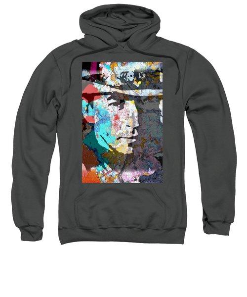Stevie Ray Vaughan Sweatshirt