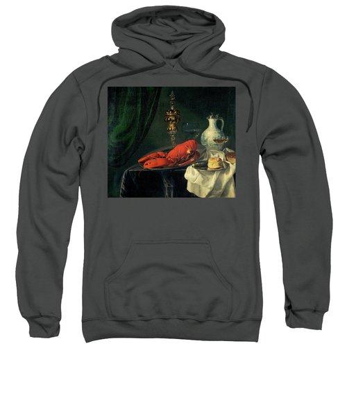 Still-life, 1650s Sweatshirt