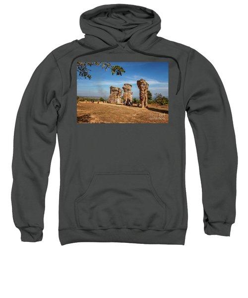 Stonehenge Of Thailand Sweatshirt