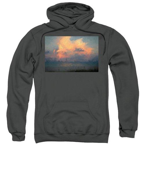 Stormy Beach Sweatshirt