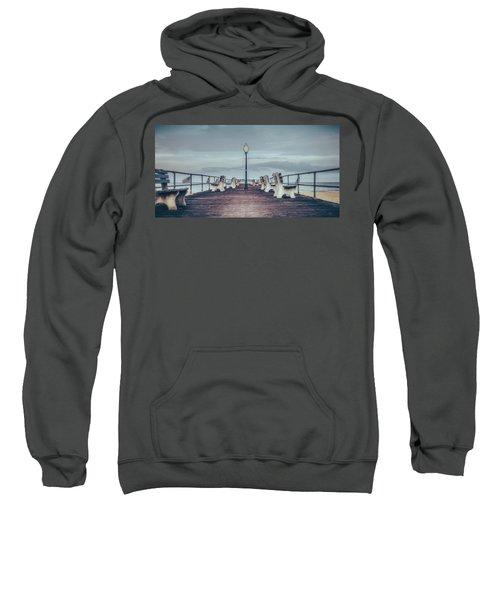 Stormy Boardwalk Sweatshirt