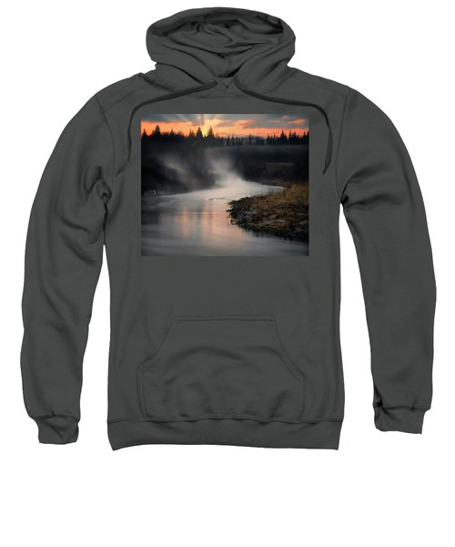 Sturgeon River Morning Sweatshirt
