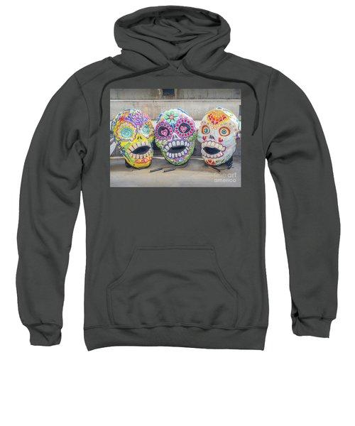 Sugar Skulls Sweatshirt