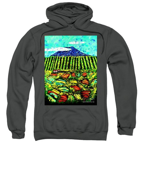 Sumatra Coffee Plantation Sweatshirt