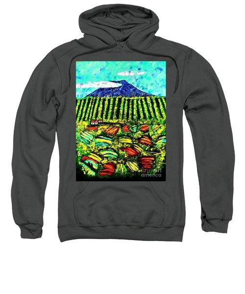 Sumatra Coffee Plantation Sweatshirt