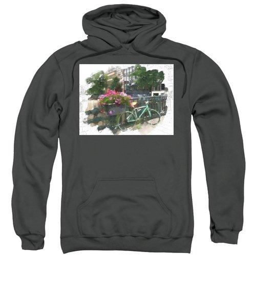 Summer In Amsterdam Sweatshirt
