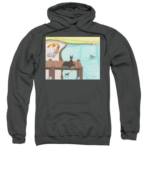 Summertime Fun Sweatshirt