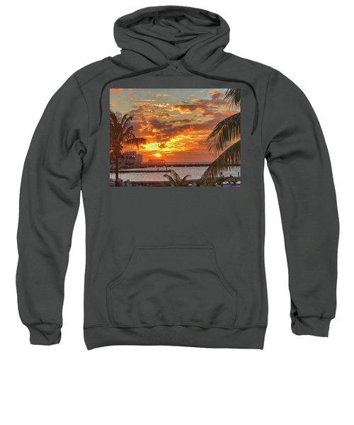 Sun Is Setting Sweatshirt