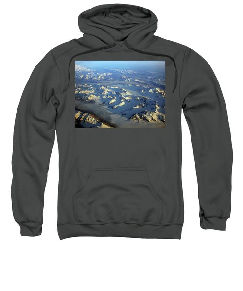 Sun Kissed Glaciers Sweatshirt