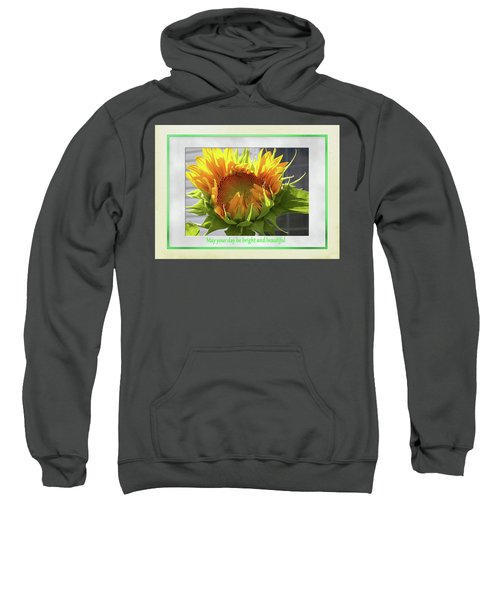 Sunflower Birthday Sweatshirt