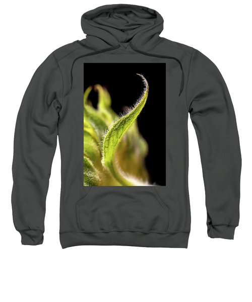 Sunflower Leaf Sweatshirt