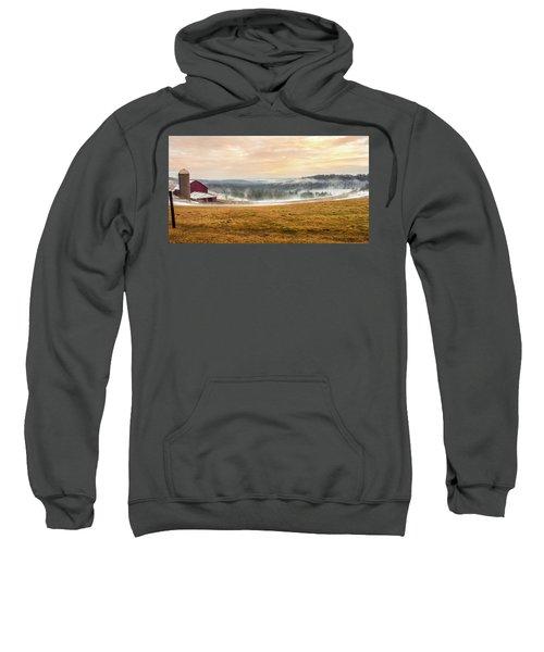 Sunrise On The Farm Sweatshirt
