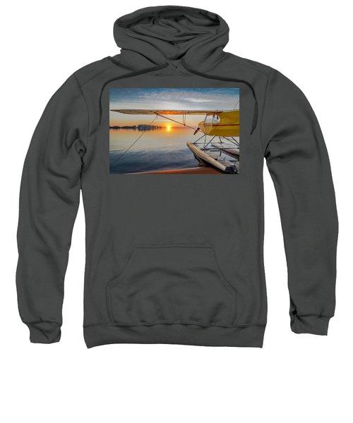 Sunrise Seaplane Sweatshirt