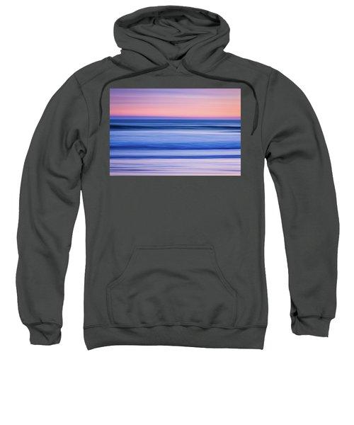 Sunset Abstract Sweatshirt