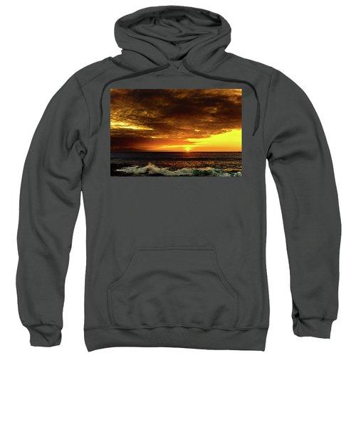 Sunset And Surf Sweatshirt