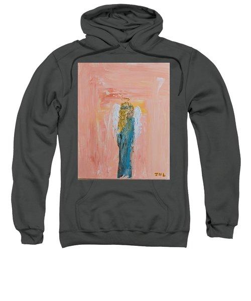 Sunset Angel Sweatshirt